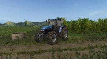 NEW HOLLAND TS115 FS17 - Farming Simulator 17 mod / FS 2017 mod