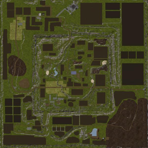 NORWAY MAP V FS Farming Simulator Mod FS Mod - Norway map fs 15