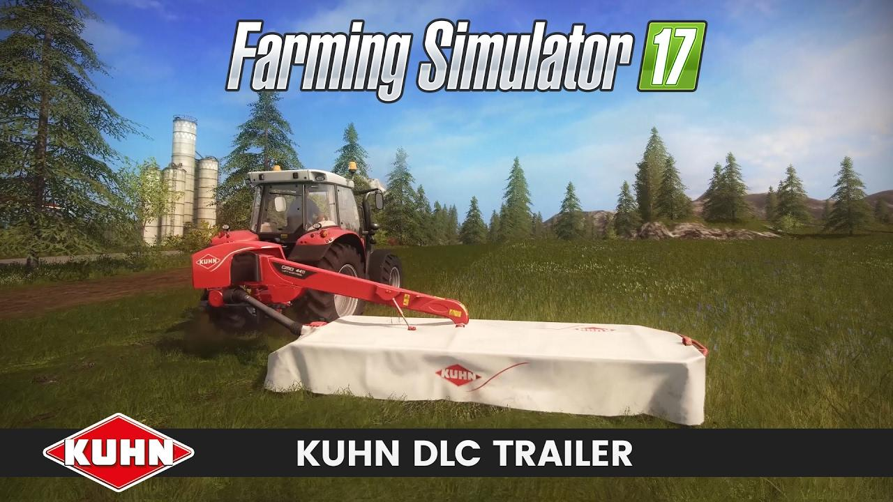 Big Bud DLC (Download Only) FS17 - Farming Simulator 17 mod