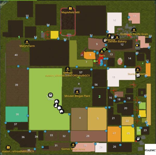Oklahoma Usa V 1 2 0 Fs17 Farming Simulator 17 Mod Fs 2017 Mod