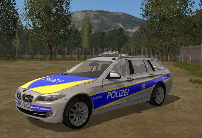 auto polizei simulator