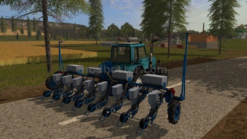 UPS-8 V 1 0 FS17 - Farming Simulator 17 mod / FS 2017 mod