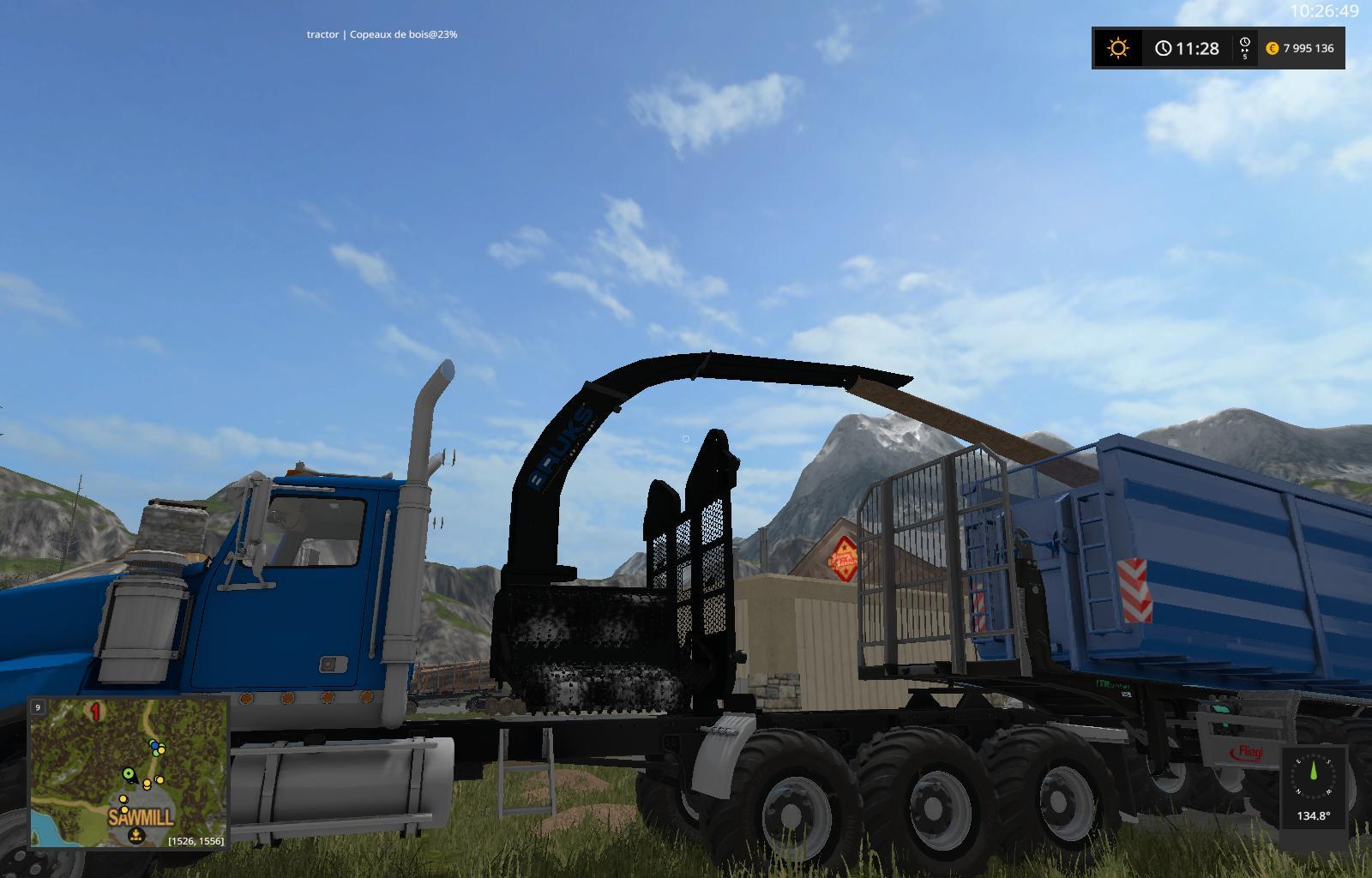 bruks ponsee v2 0 fs17 farming simulator 17 mod fs. Black Bedroom Furniture Sets. Home Design Ideas