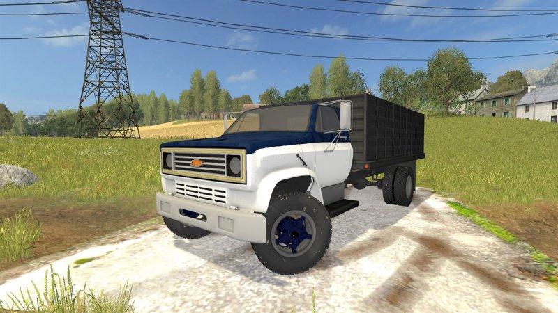 Farming simulator 2017 chevy