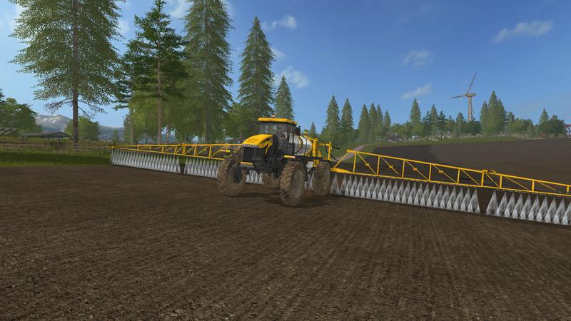 Challenger Rogator 1300 V 1 Fs17 Farming Simulator 17