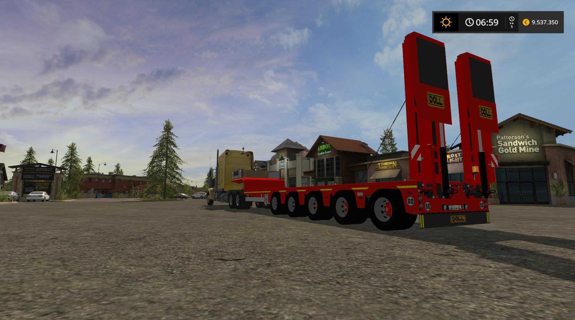 Who Says You Cant Take It With You further Peterbilt Custom Motorhomes together with Kw T800b T800h Pack V1 0 Fs17 likewise Big Tex Trailer 720 R  Gate 5 furthermore 517351075918574468. on semi truck stacker trailers