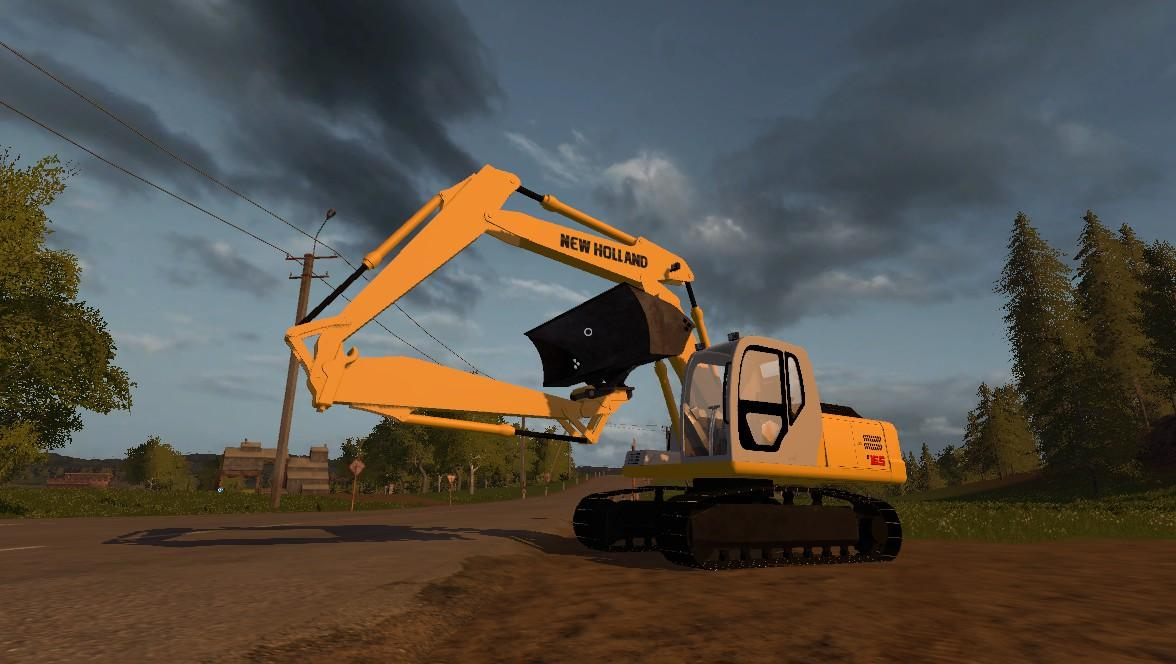 bulldozer mod ls17