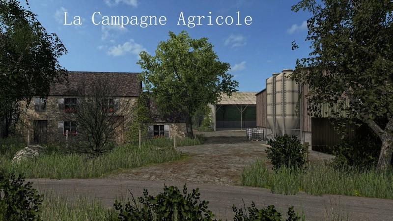 la campagne agricole v1 0 beta fs17 farming simulator 17 mod fs 2017 mod. Black Bedroom Furniture Sets. Home Design Ideas
