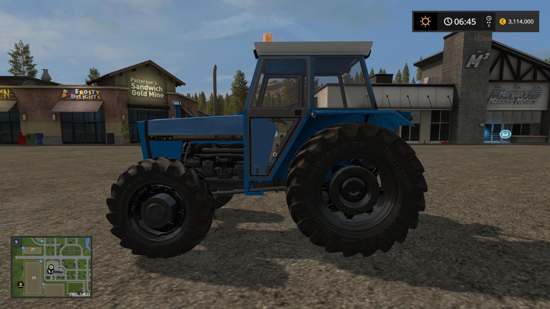 Landini 14500 V1 0 Fs17   Fs