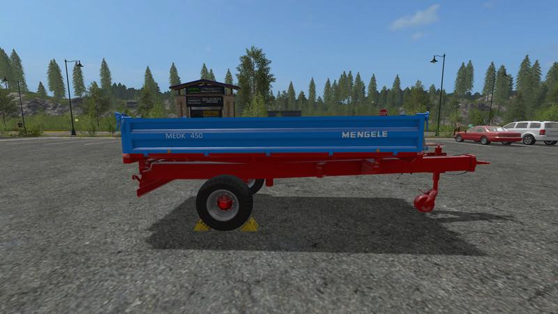 universal 1achs kipper pack fs 17 farming simulator 17. Black Bedroom Furniture Sets. Home Design Ideas