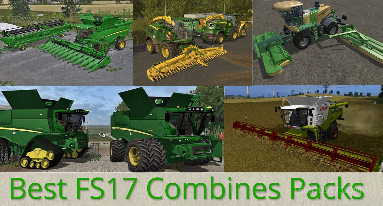 best fs17 combines mods pack 2017 collection farming simulator 17 mod fs 2017 mod. Black Bedroom Furniture Sets. Home Design Ideas