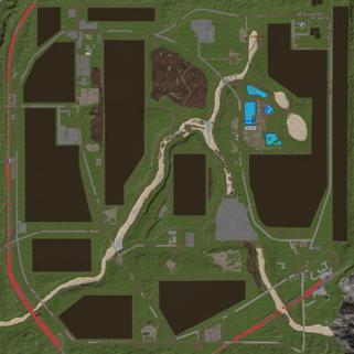 CANADIAN AGRICULTURE MAP FS17 Farming Simulator 17 mod FS 2017 mod