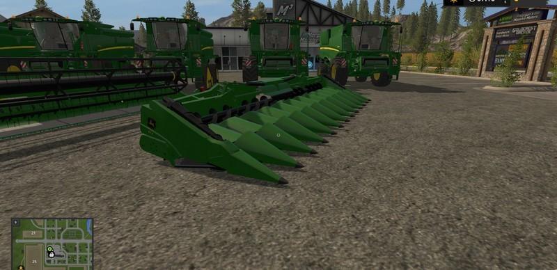 John Deere S-Series Pack V 1 0 FS17 - Farming Simulator 17 mod / FS