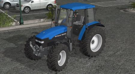 NEW HOLLAND TM 150 FS17 - Farming Simulator 17 mod / FS 2017 mod