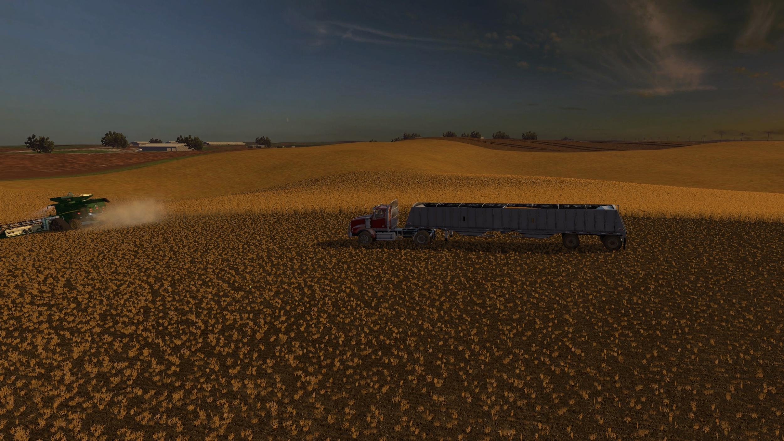 NORTH WEST TEXAS A X MAP FS Farming Simulator Mod FS - Fs 17 us map