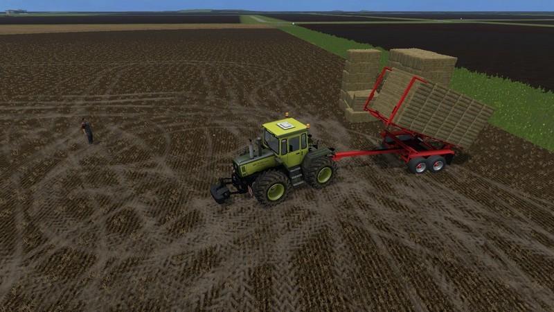 ProAG Autoalign Balerunner 16K V 3 17 FS17 - Farming Simulator 17