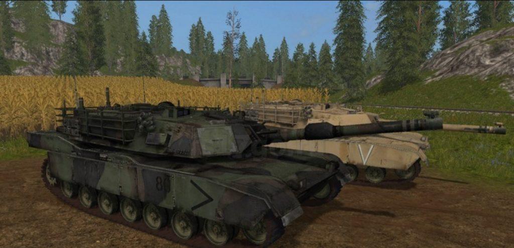 Скачать мод танка для farming simulator 2018
