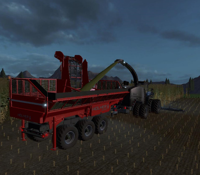 Trailer for Terra Variant Tools V 1 0 FS17 - Farming Simulator 17