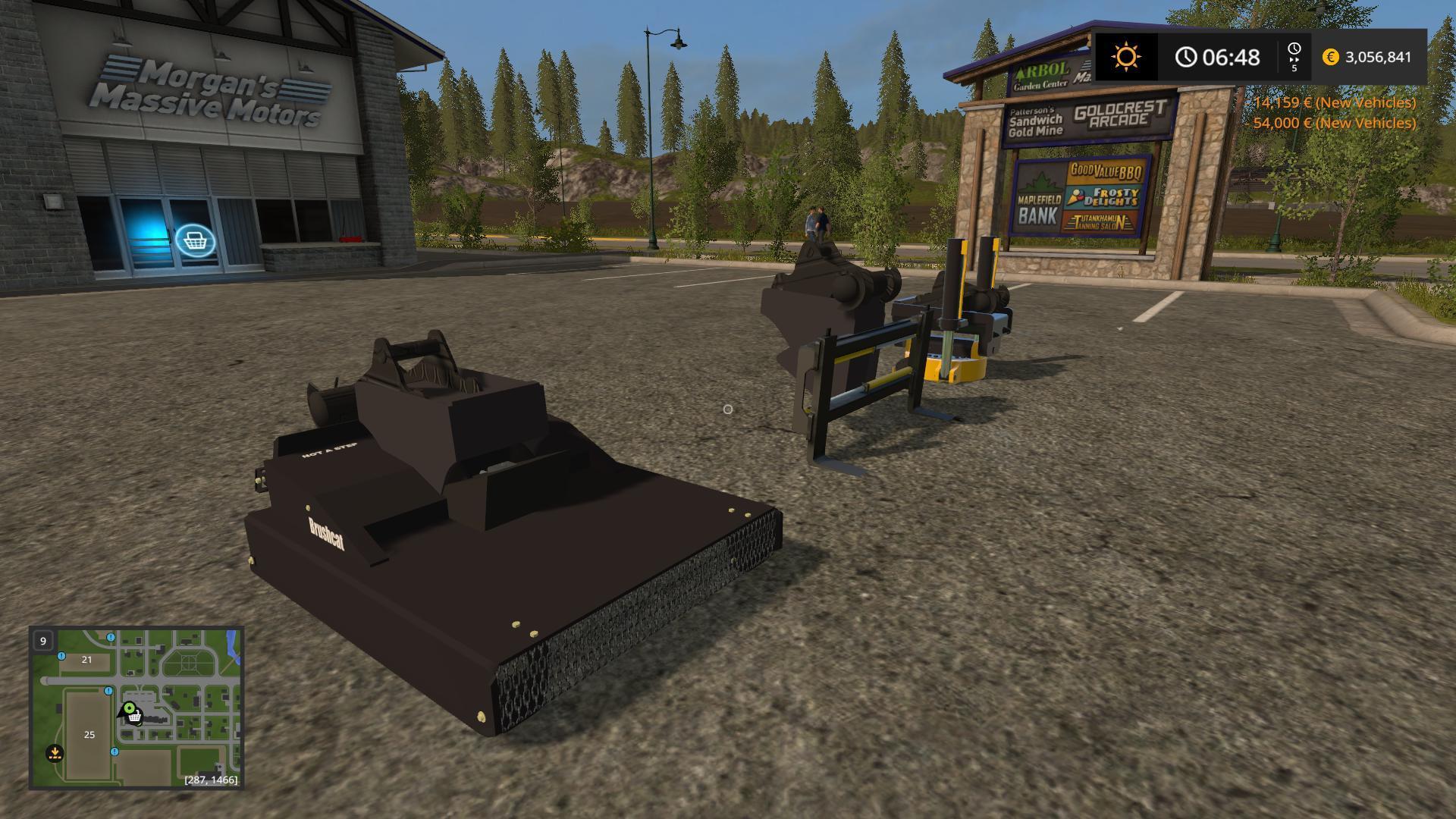 Volvo Tools 300 V1 0 Fs17 Farming Simulator 17 Mod Fs