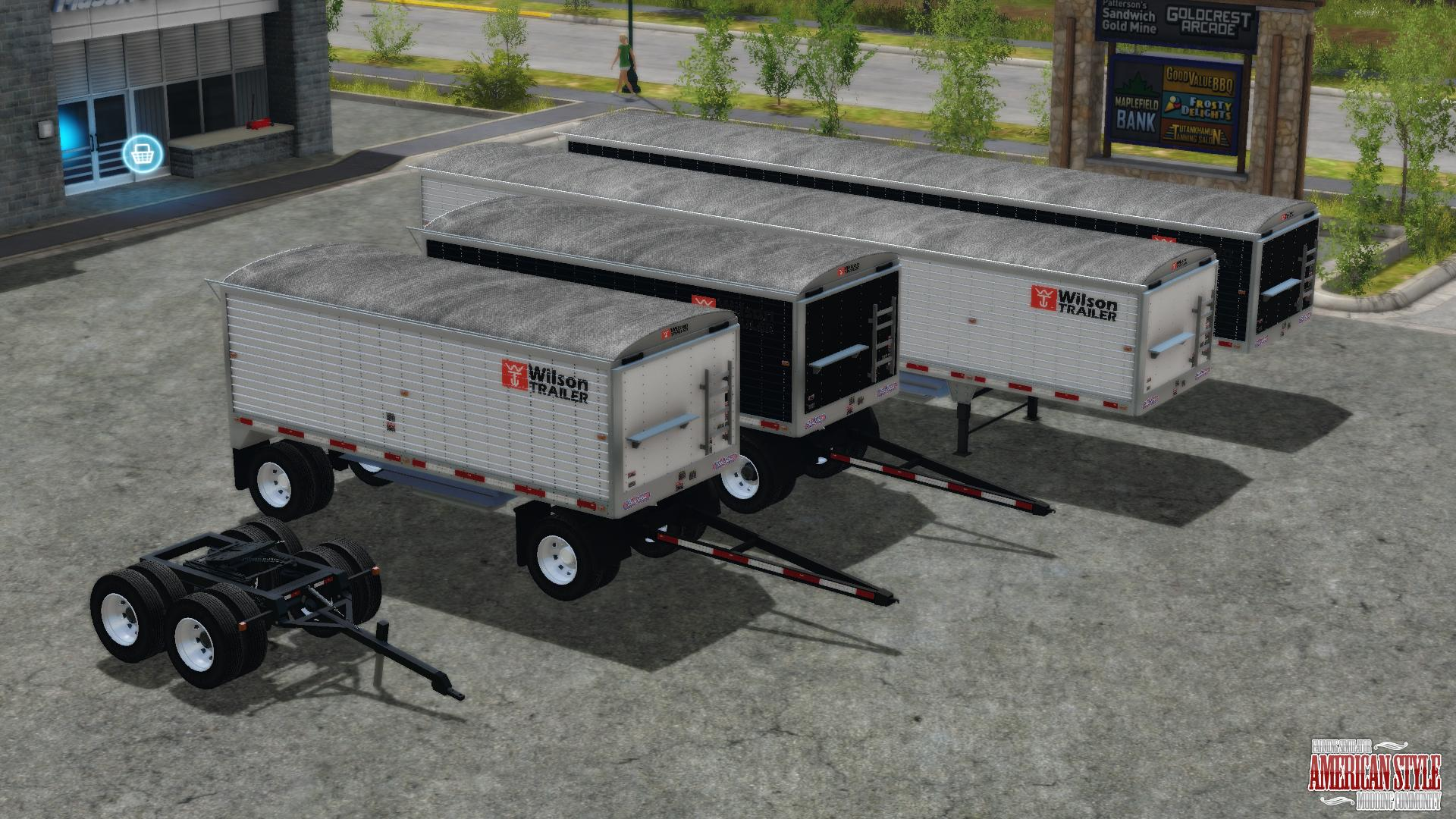 CoalHaulers together with Vnl additionally Choosing A Dump Trailer together with White Daf Truck Wallpaper likewise Wilson Grain Trailers V1 1 0 Fs17. on bottom dump trailers