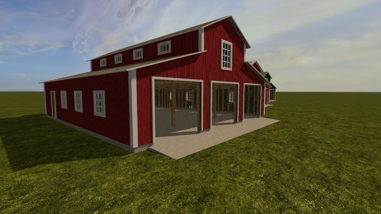 48x42 Building V1 0 Fs17 Farming Simulator 17 Mod Fs