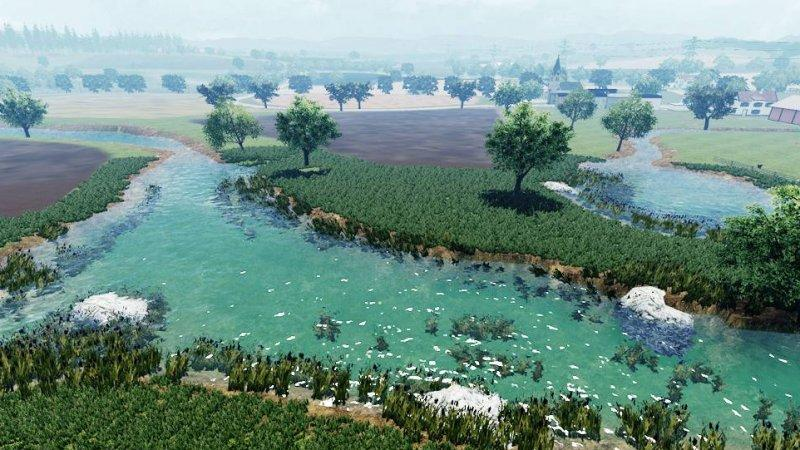 belgique profonde map fs17 farming simulator 17 mod fs 2017 mod. Black Bedroom Furniture Sets. Home Design Ideas