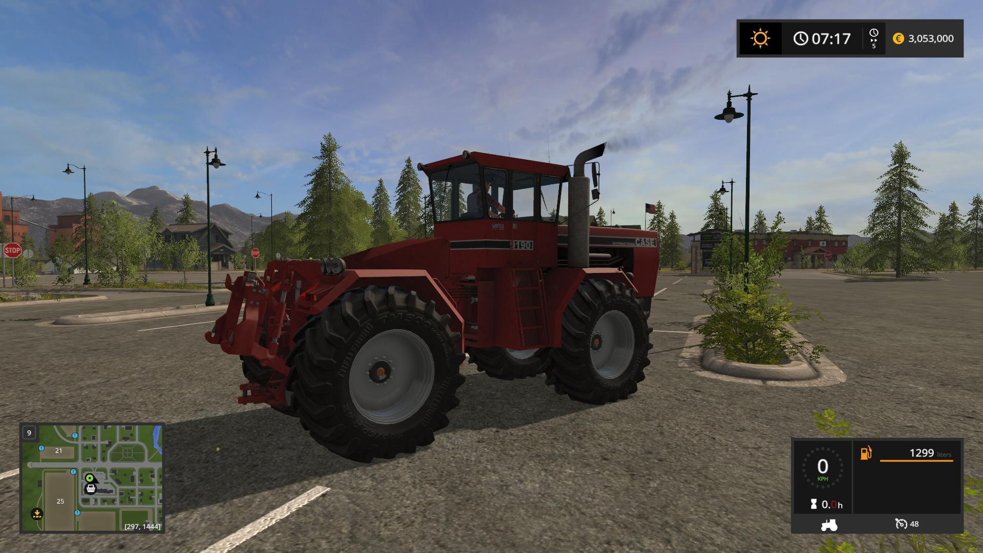 International Tractor Mods : Case ih v fs farming simulator mod