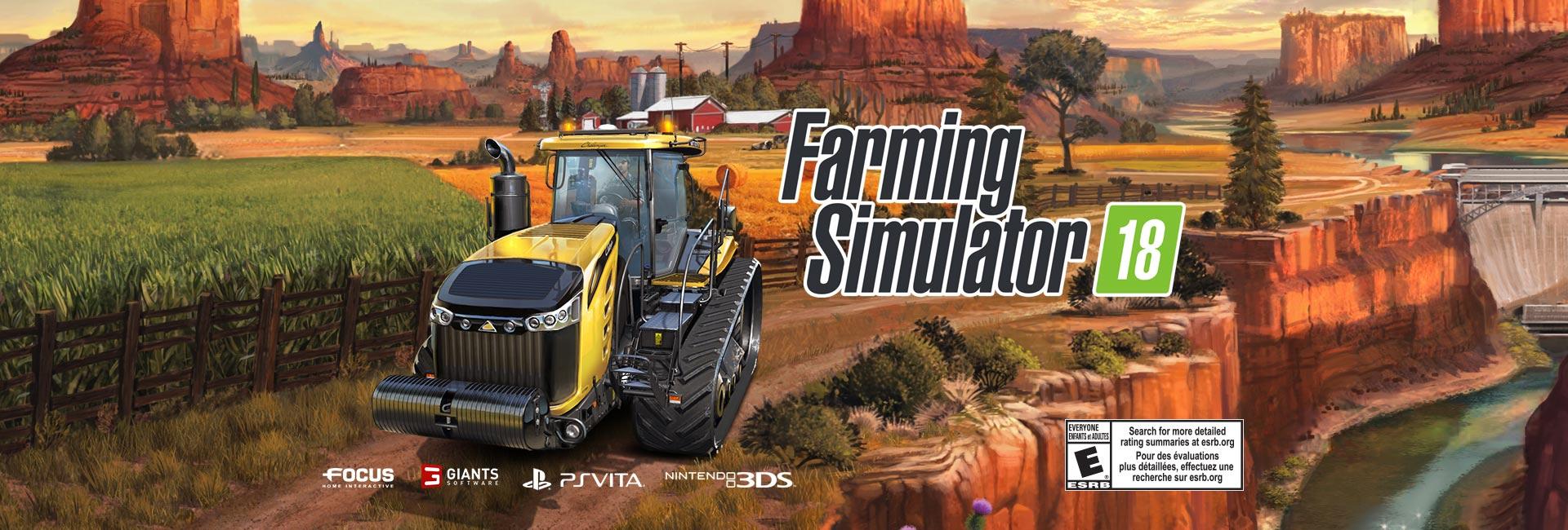Resultado de imagem para farming simulator 18