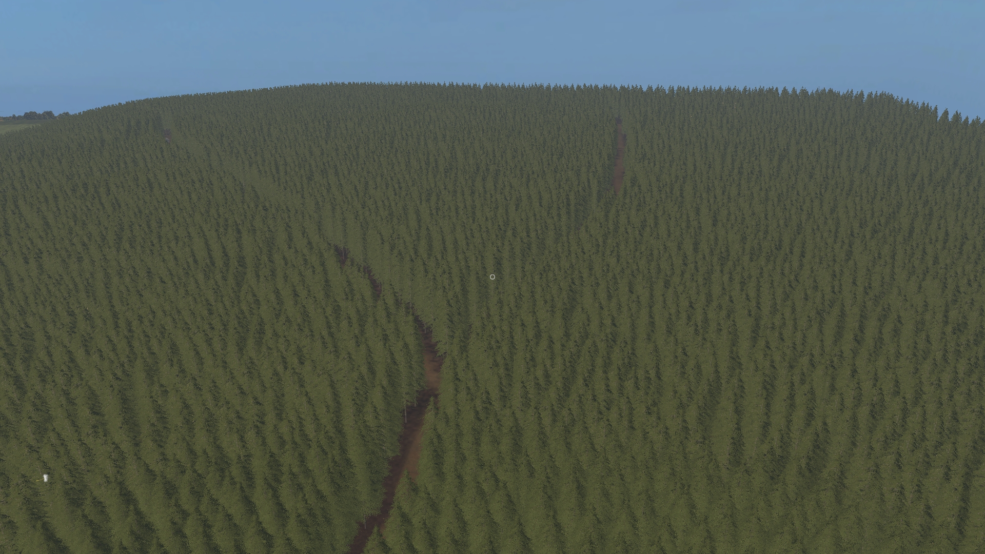Field map forest