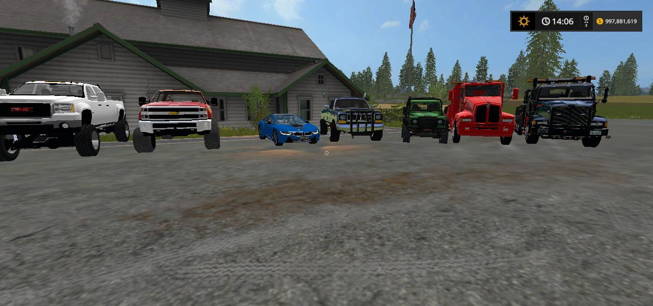 Heavy Towing And Repo Mod Pack V10 Fs17 Farming Simulator 17 Mod