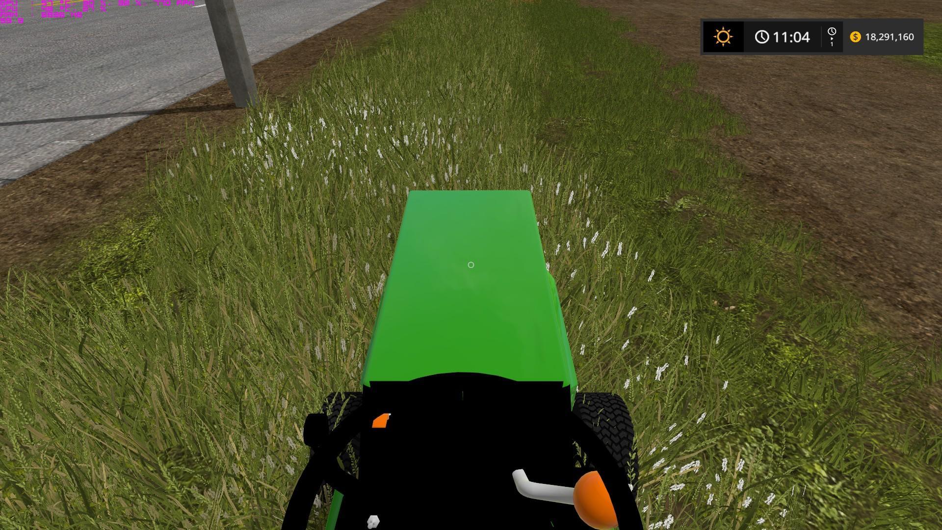 John Deere 318 V1 0 Fs17 Farming Simulator 17 Mod Fs