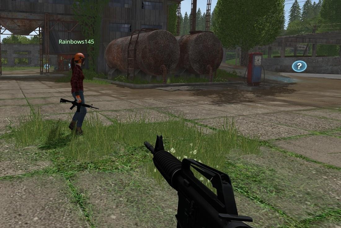 how to get gun mod on minecraft ps4