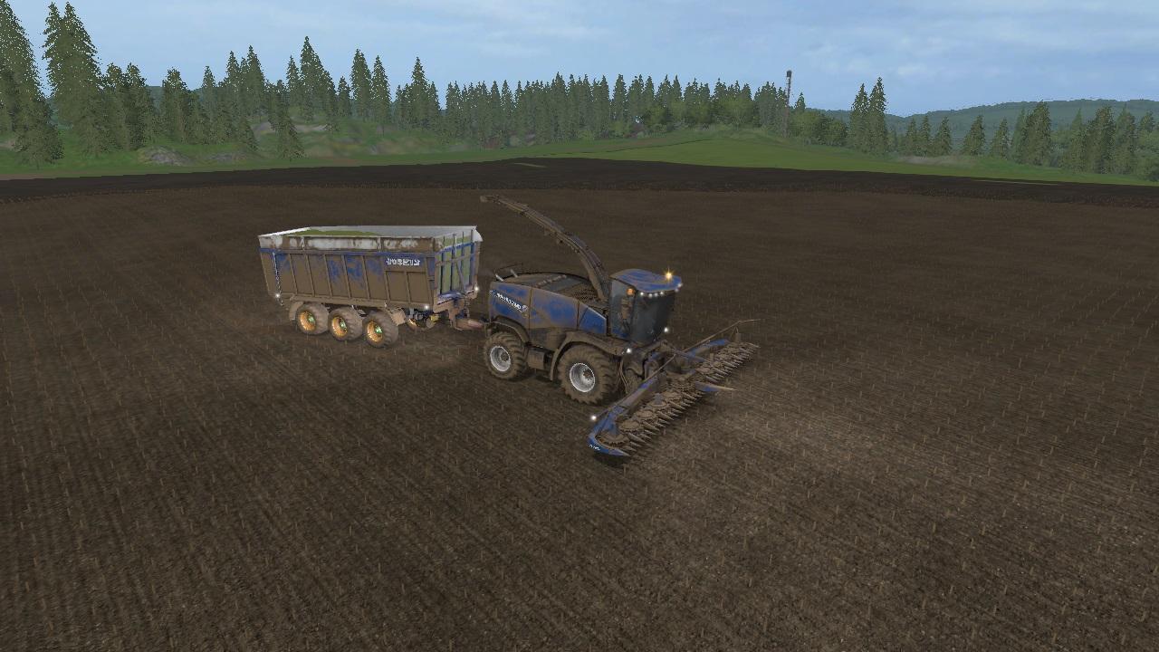 NEW HOLLAND FORAGE PACK V6 0 FS17 - Farming Simulator 17 mod / FS