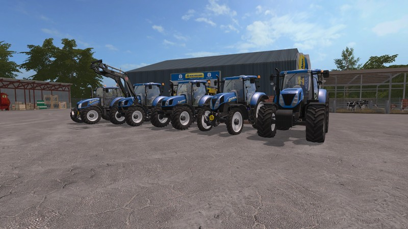fs17 balen pers claas pack