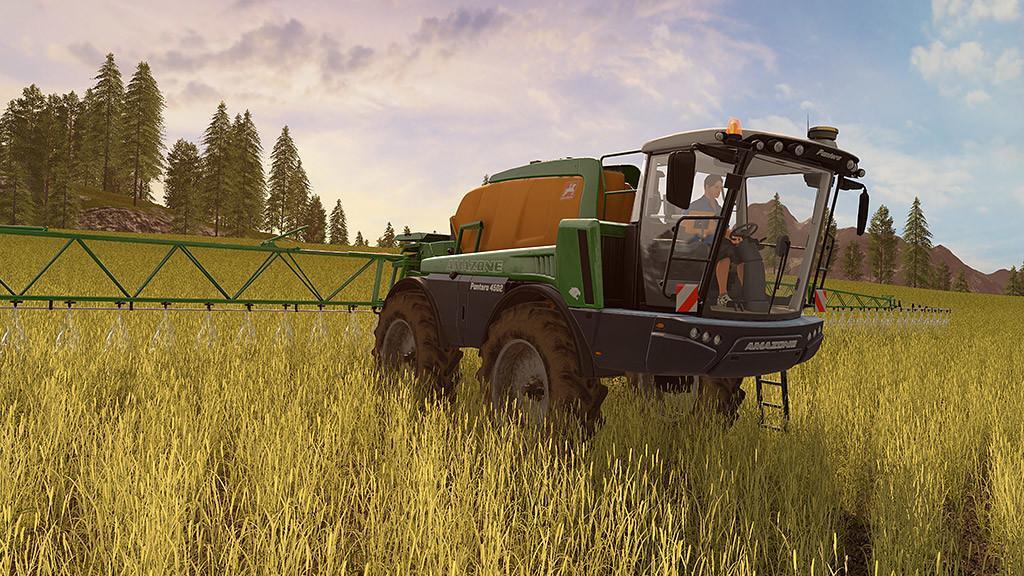AMAZONE PANTERA 4502 V1.0 FS17 - Farming Simulator 17 mod ...