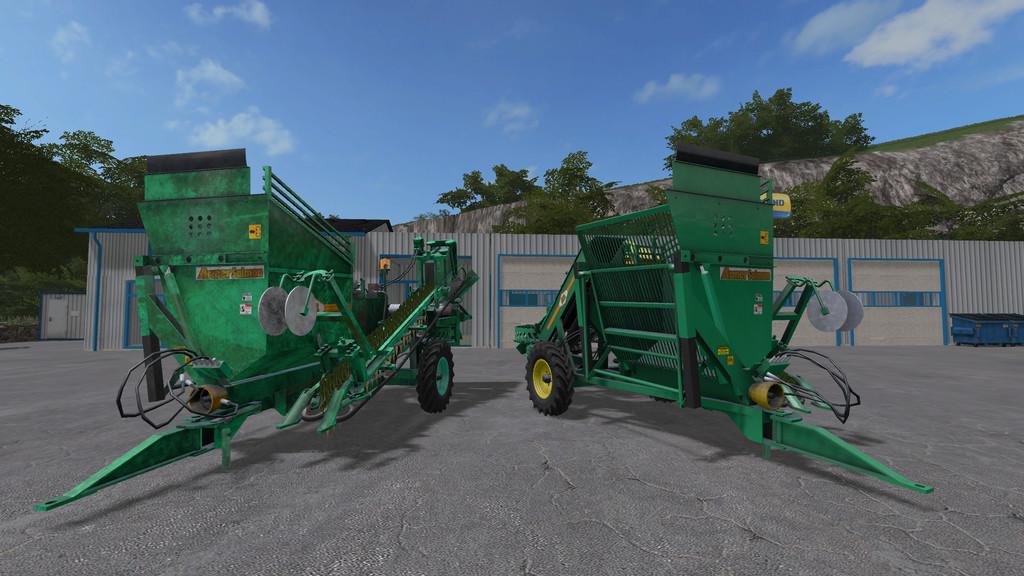 Armer Salmon Cheetah Beet Harvester V 1 0 FS17 - Farming Simulator
