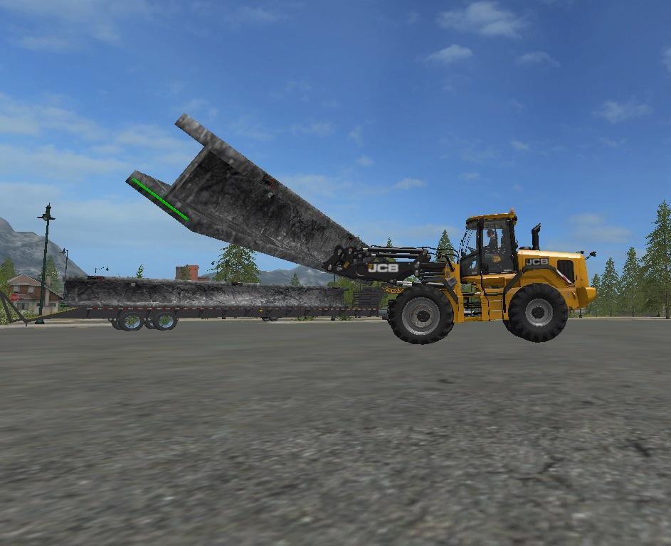 BRIDGE CONSTRUCTION MATERIAL V0 1 BETA FS17 - Farming