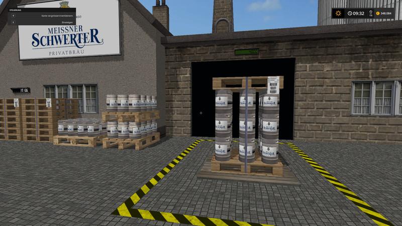 Brewery Placeable V2 0 Fs17 Farming Simulator 17 Mod