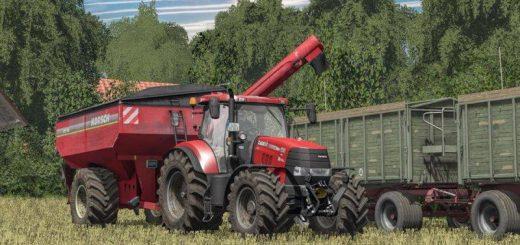 Massey Ferguson 698 V 1 17 FS17 - Farming Simulator 17 mod / FS 2017 mod
