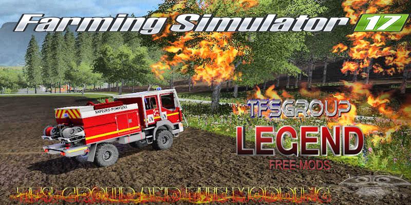 CCF RENAULT FS17 V2 0 FS17 - Farming Simulator 17 mod / FS 2017 mod