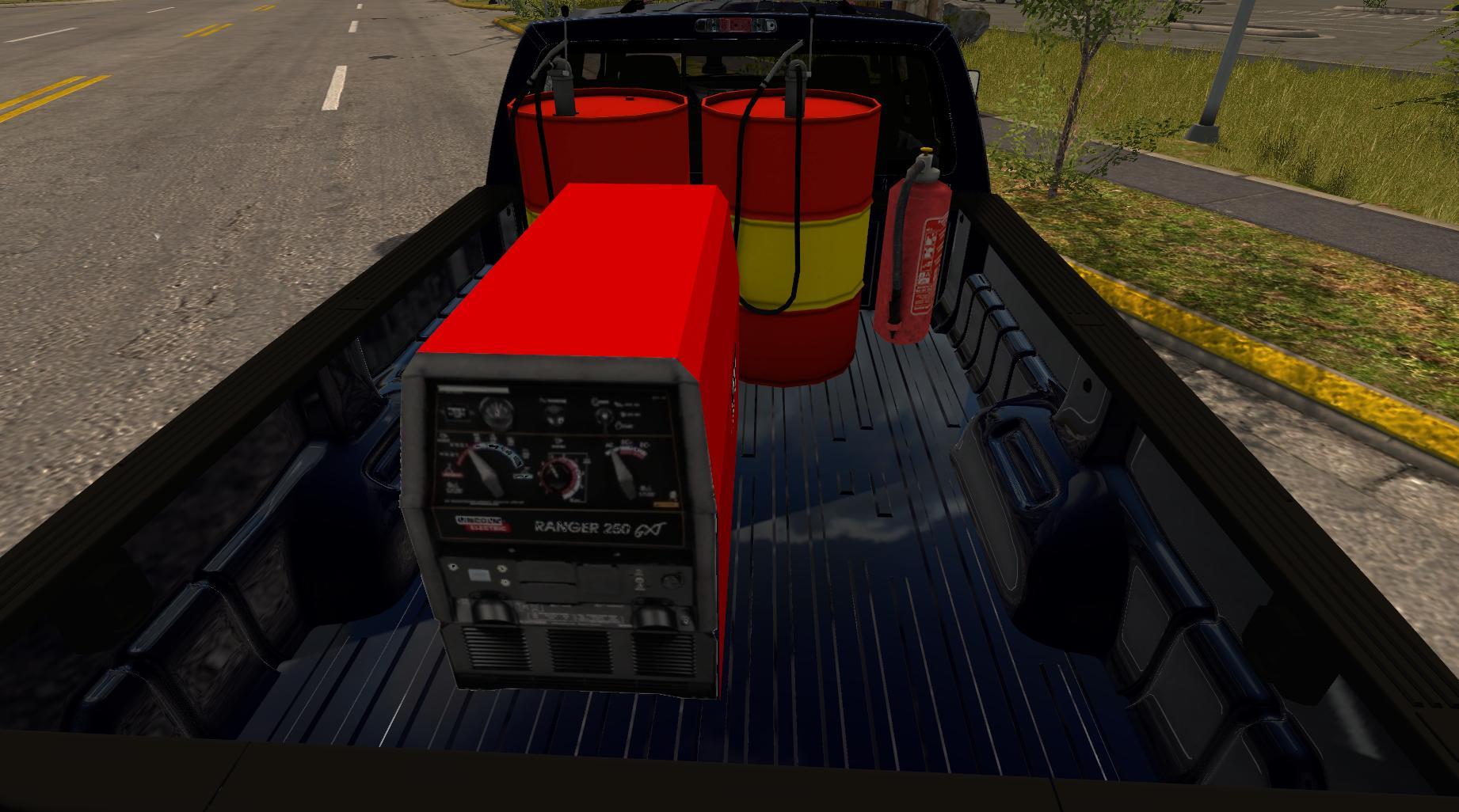 Ford F350 Work Truck V1 2 Fs17 Farming Simulator 17 Mod