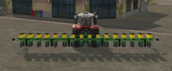 John Deere 1720 16row V1 0 Fs17 Farming Simulator 17 Mod Fs 2017 Mod