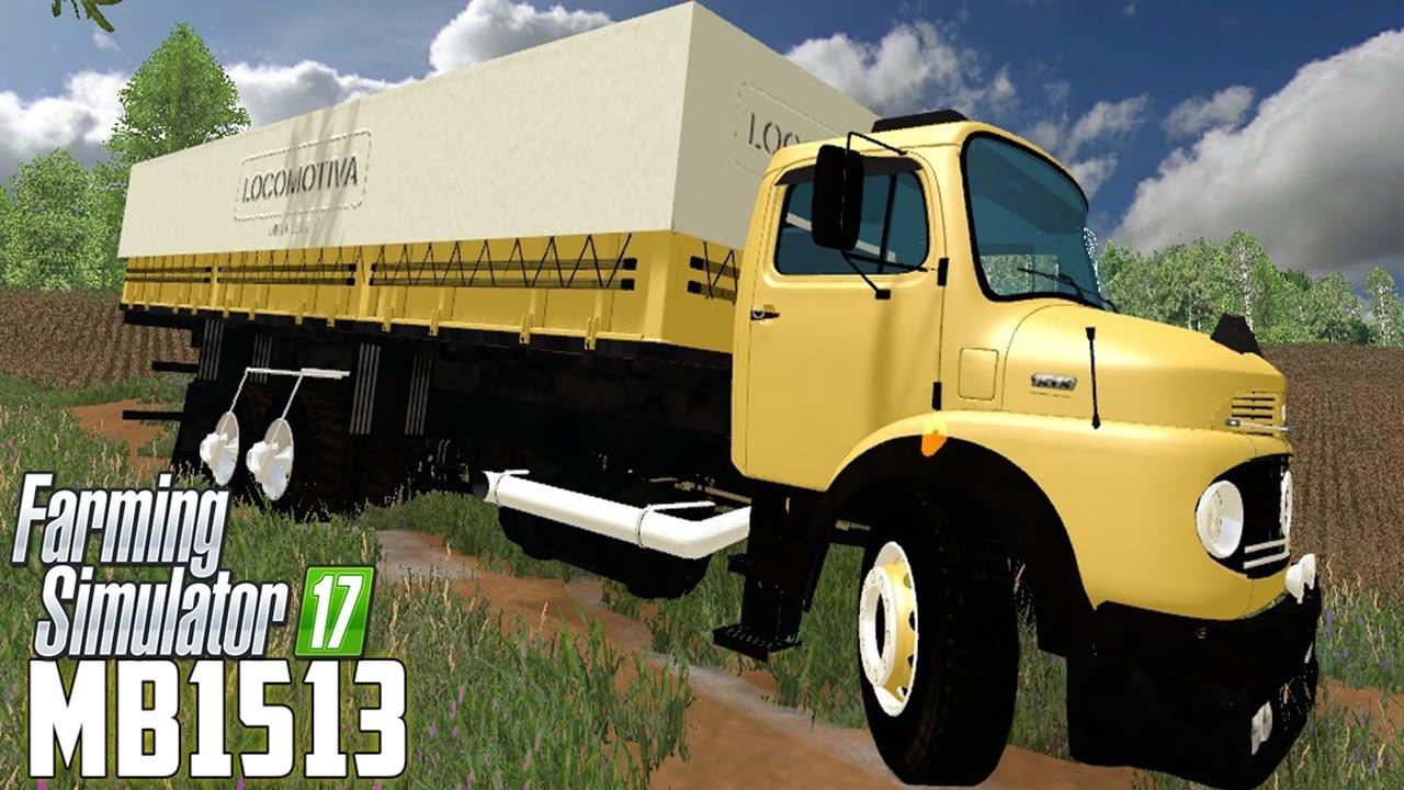 MERCEDES BENZ 1513 V1.1 FS17