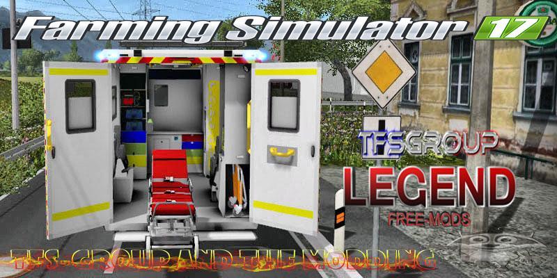 VSAV TIB MASTER FS17 V2 FS17 - Farming Simulator 17 mod / FS 2017 mod