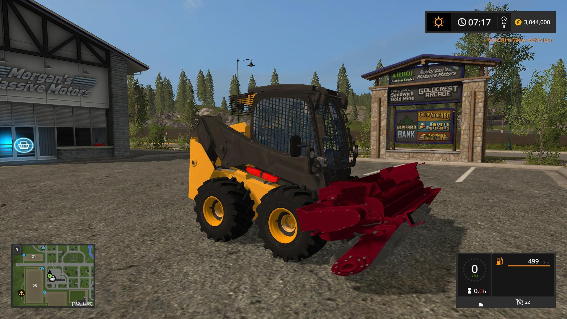 Fdr Chipper V1 0 Fs17 Farming Simulator 17 Mod Fs 2017 Mod
