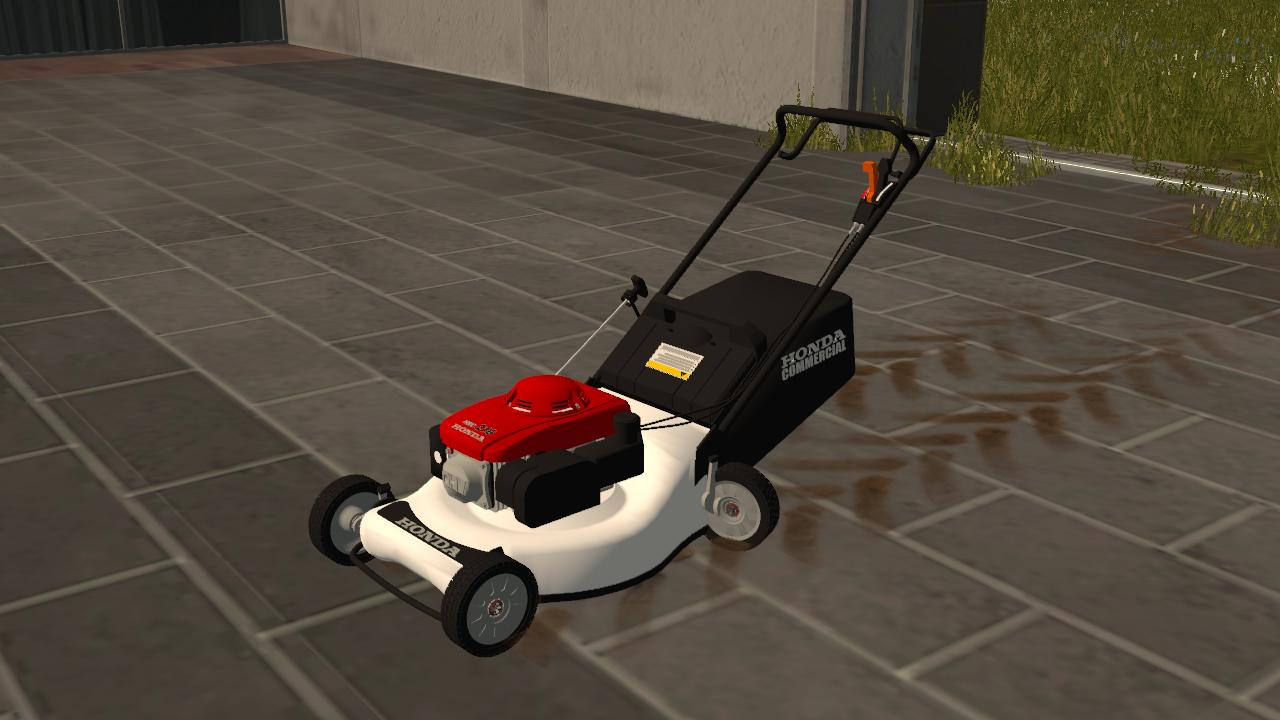 HONDA PUSH MOWER V1.0 FS17