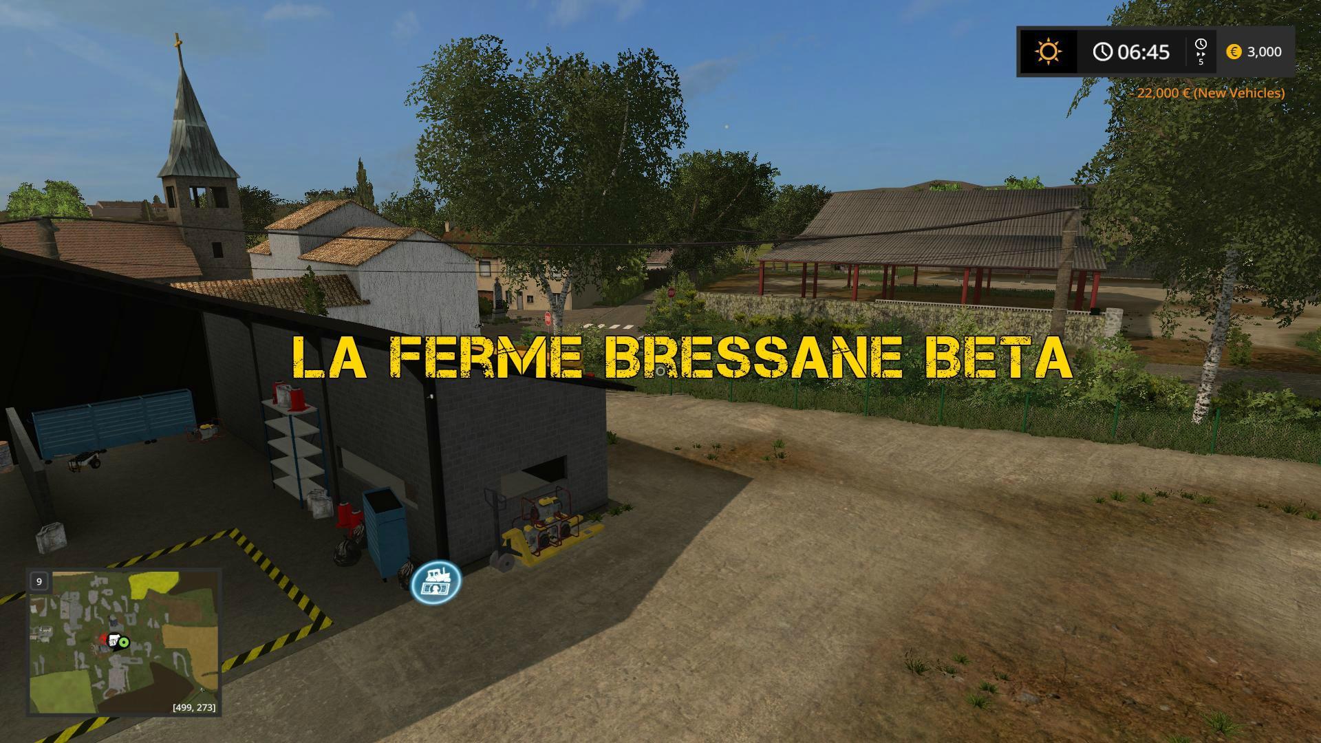 la ferme bressane fs17