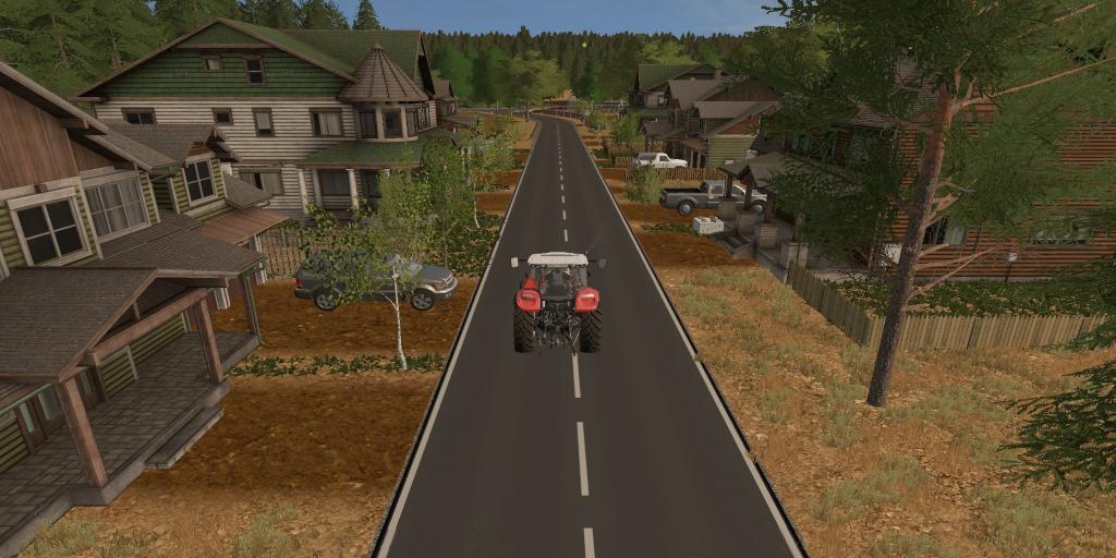 LITTLE MAP V FS Farming Simulator Mod FS Mod - Norway map fs 15