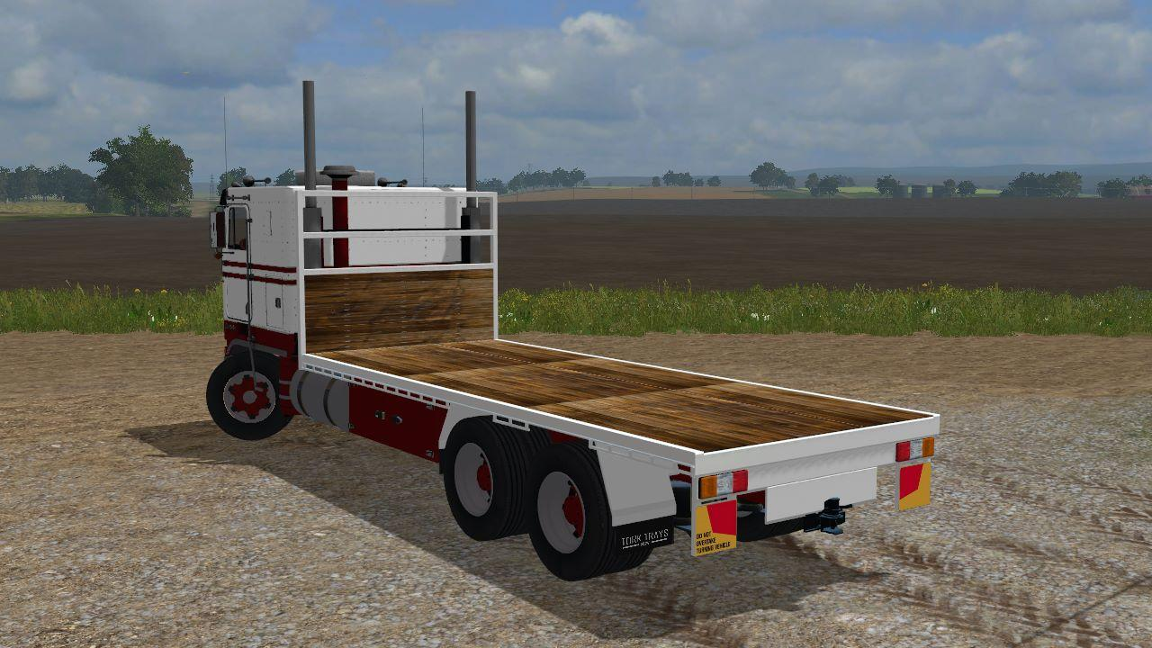 TORK KENWORTH K100 V1.0 FS17 - Farming Simulator 17 mod / FS 2017 mod