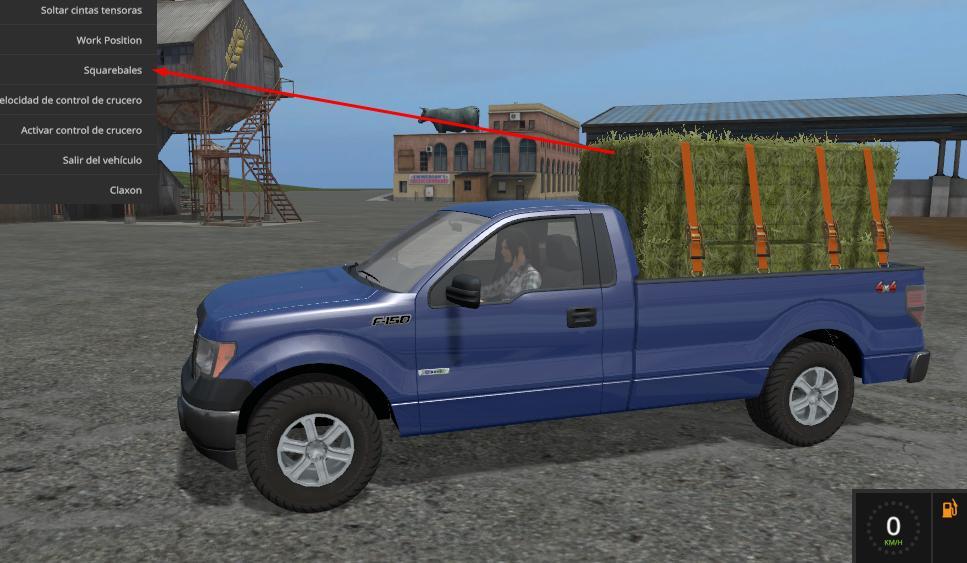 FORD F-150 XLT 2010 V1 0 FS17 - Farming Simulator 17 mod